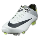 Nike Mercurial Vapor Superfly III Cleats (Trace Blue/Anthracite/Cyber/Volt)