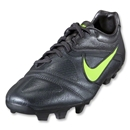 Nike CTR360 Libretto II FG Cleats (Dark Shadow/Volt/Metallic Dark Grey)