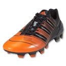 adidas adiPower Predator SL TRX FG Cleats (Phantom/Warning/Silver Metallic)