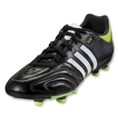adidas 11Core TRX FG Cleats (Black/White/Slime)
