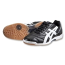 Asics Copero S Indoor Shoes (Black/White)