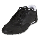 Pele 50/50 Turf Soccer Shoes (Black/Running White/Vapor Blue)