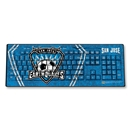 San Jose Quakes Wireless Keyboard