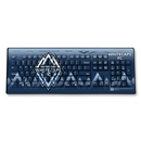 Vancouver Whitecaps Wireless Keyboard