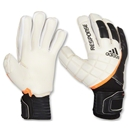 adidas Response Pro Goalkeeper Gloves (White/Black/Warning)