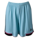 adidas Women's Regista 12 Short (Aqua)