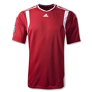 adidas MLS Match Jersey (Red/White)