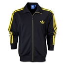 adidas Originals Firebird Track Top (Blk/Yellow)