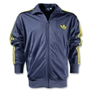 adidas Originals adi Firebird Track Top (Nvy/Yel)