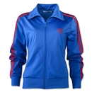 adidas Originals Women's Firebird Track Top 2012 (Blue)