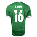 Germany 12/13 LAHM Away Soccer Jersey