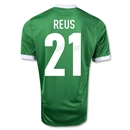 Germany 12/13 REUS Away Soccer Jersey