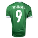 Germany 12/13 SCHURRLE Away Soccer Jersey