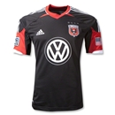 D.C. United 2013 Authentic Home Soccer Jersey