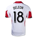 DC United 2013 DELEON Secondary Soccer Jersey