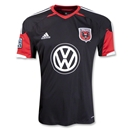 D.C. United 2013 Replica Home Soccer Jersey