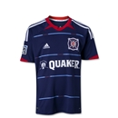 Chicago Fire 2013 SS Secondary Youth Soccer Jersey