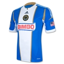 Philadelphia Union 2013 Authentic Secondary Soccer Jersey