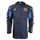 Philadelphia Union Rain Jacket