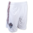Colorado Rapids Authentic 2012 Home Soccer Short