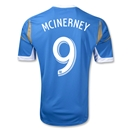 Philadelphia Union 2014 MCINERNEY Secondary Replica Soccer Jersey
