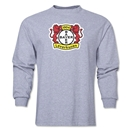 Bayer Leverkusen LS T-Shirt (Gray)