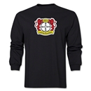 Bayer Leverkusen LS T-Shirt (Black)
