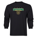 Celtic 2014 Champions LS T-Shirt (Black)