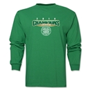 Celtic 2014 LS Champions T-Shirt (Green)