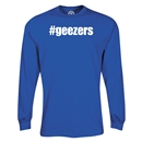 Chelsea Geezers LS T-Shirt (Royal)