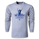 Lampard The Greatest LS T-Shirt (Gray)