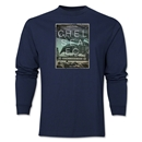 Chelsea Welcome to Stamford Bridge LS T-Shirt (Navy)