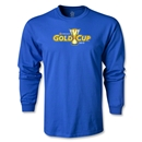 CONCACAF Gold Cup 2013 LS T-Shirt (Royal)