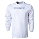 CONCACAF Gold Cup 2013 LS Martinique T-Shirt (White)
