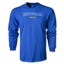 CONCACAF Gold Cup 2013 LS Honduras T-Shirt (Royal)