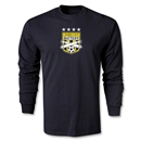 Charleston Battery LS T-Shirt (Black)