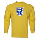 England Core LS T-Shirt (Yellow)