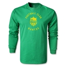 FC Nantes Graphic LS T-Shirt (Green)