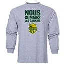 FC Nantes We Are LS T-Shirt (Gray)