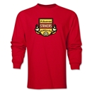 Ft. Lauderdale Strikers LS T-Shirt (Red)