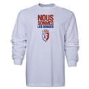 LOSC Lille We Are LS T-Shirt (White)