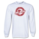 Manchester United Red Devils LS T-Shirt (White)