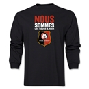 Stade Rennais FC We Are LS T-Shirt (Black)