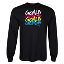 Goal! LS T-Shirt (Black)