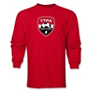 Trinidad and Tobago LS T-Shirt (Red)