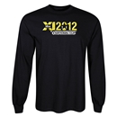 US Club Soccer 2012 National Cup LS Soccer T-Shirt (Black)