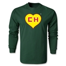Chapulin LS T-Shirt (Dark Green)