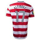 USA 12/13 ALTIDORE Home Soccer Jersey