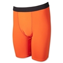 Men's Compression Shorts (Neon Orang)