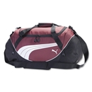 PUMA TeamSport Formation Medium Duffel (Maroon)